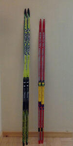 Classic Cross-Country Skis in great condition!
