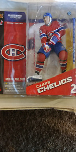 Chris Chelios Montreal Canadians figure