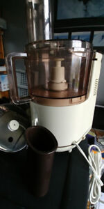 Moulinex Food Processor Made in France