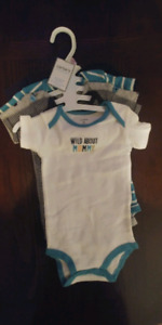 BRAND NEW BABY BOY CARTER'S BODYSUIT