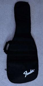 Guitar misc - gig bag, tuners, hanger, straps