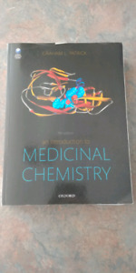 Intro to Medicinal Chemistry 5th edition by Graham L. Patrick