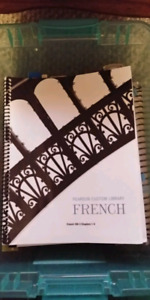 French general elective textbook from Lambton