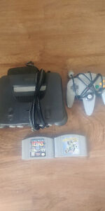 Nintendo NES and n64 consoles with games for sale