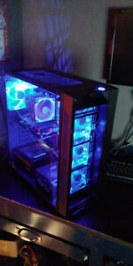 PC GAMER i7 (12 THREAD),16GB DDR4, GTX 1070 8GB, SSD 240GB, 2TB