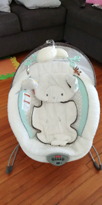 Little lamb fisher price bouncer