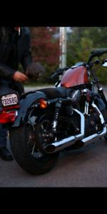 Harley Davidson forthy eight 2011 1200cc