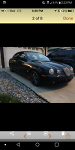Rare Jaguar s type r