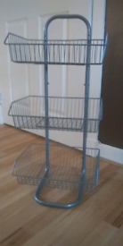 Three Tier Vegetable Rack