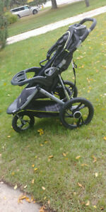 Excellent Condition Babytrend ( Velocity) Stroller & Carseat.