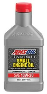 Synthetic Small Engine Oil &  Hydrostatic Transmission Fluid