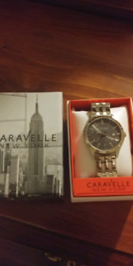 Caravelle New York mens watch