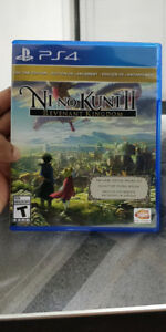 Ni No Kinu 2: Reventant Kingdom Perfect Condition Very Cheap