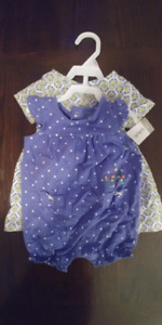 BABY GIRL CARTER'S CLOTHING