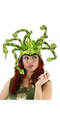 COSTUME ACCESSORY - MEDUSA PLUSH HEADPIECE - Medusa Costume Headpiece