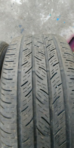 Two 215/55R16 97H Extra Load M+S