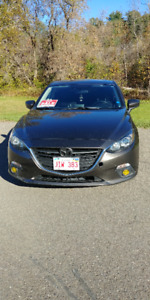 2015 Mazda 3 GS Sport Contract takeover