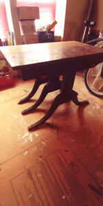 1940-50's table... project