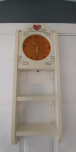 Farmhouse Style Clock