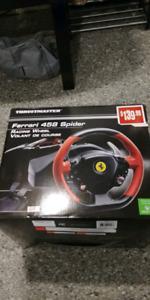Racing wheel xbox one