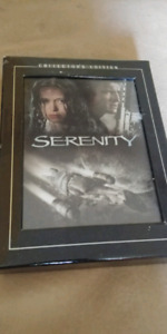 Serenity Collector's edition DVD