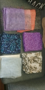 Square Scarves - approx 30x30