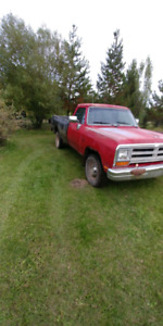 Hunting buggy1989 dodge ram 250 4x4