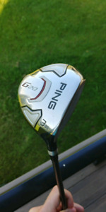 Ping G20 RH, #3 fairway wood
