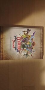 Hyrules Warriors - collector edition guide