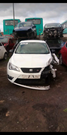 2015 SEAT IBIZA FR MK4 BREAKING SPARES AND REPAIRS