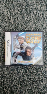Star Wars Clone Wars DS & Episode 2 Attack of the Clones