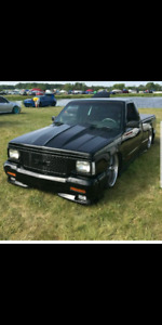 GMC SONOMA GT FRONT GRILLE