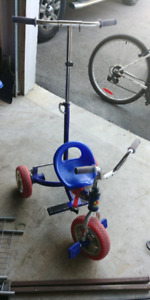 Toddler Tricycle Bike