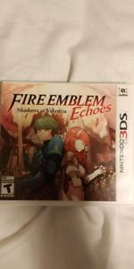 Fire Emblem - Shadows of Valentia