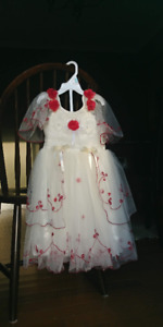 Toddler Dress - Flower Girl or Special Event  - 24 Months