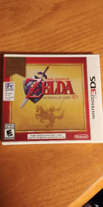 Zelda Ocarina of Time 3D 3DS Sealed