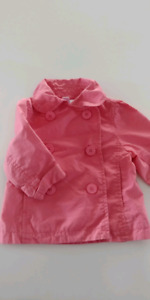 Cute girls jacket 6-9mo $1
