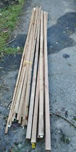 Treated wood / bois traité