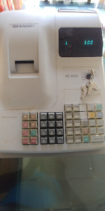 Sharp Cash Register – XE-A155 - $80