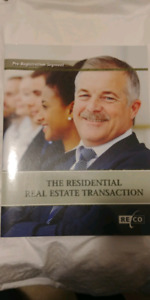 The Residential Real Estate Transaction - OREA Text Book