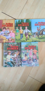 Uncle Arthur's Bedtime Stories volumes 1-5