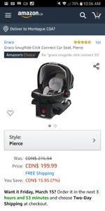 2016 graco click connect car seat