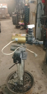 Hayward self priming pool/hot tub pump