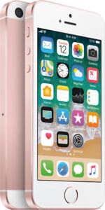 Brand New in Box iPhone SE 16GB Rose Gold . Rogers
