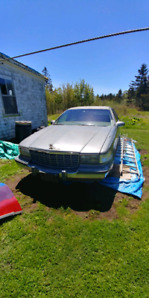 96 Cadillac Fleetwood brouham