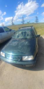 1998 Volkswagen Jetta GLX Sedan Works, mechanical issues