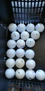 Nike Golf Balls and Right Hand Driver