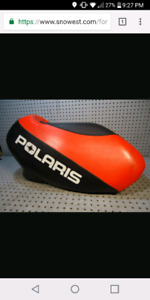 Looking for Polaris Pro XR seat
