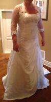 Faites-moi une offre!!! Robe de mariée Vintage et chic
