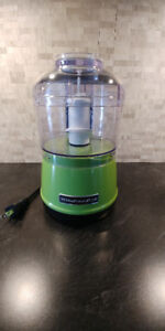 Hachoir KitchenAid, 3,5 tasses - Vert lime